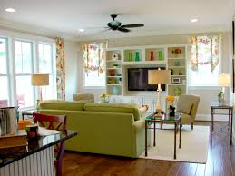 Kitchen And Living Room Color Interior Design The Painted Rabbit