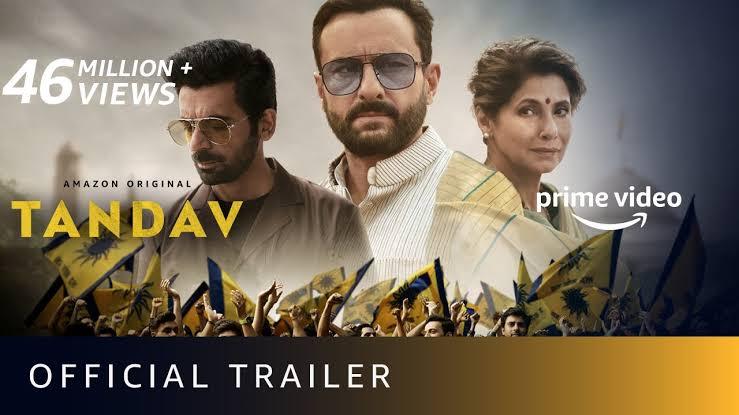 Tandav web series download Filmyzilla