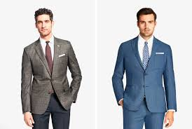 even if you don t wear one every day a great suit is worth the investment and right now a lot of sharp clic versions from brooks brothers are deeply