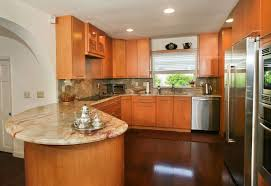 Dark Wood Kitchen Cabinets All You Need To Know About Light Wood Kitchen Cabinets With Dark
