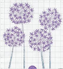 Free Flower Cross Stitch Pattern Chart Futurenuns Info