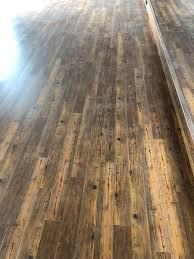 planks shapes vs traditional vinyl that is based on room width and lengths these planks resemble solid wood flooring or tile flooring