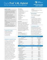 Dynatrol I Xl Color Chart Dynatrol I Xl Hybrid Masonry Caulk