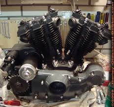 harley sportster ironhead engine overhauled rocker boxes and push rods photo of our 1973 ironhead engine by harley oldschool bobber