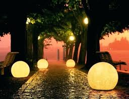 full size of outdoor hanging ball lights large sphere garden globes orb lighting ideas for