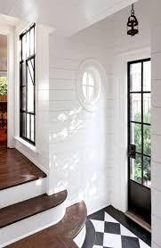white walls via traditional home
