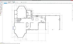 floor plan sketchup a floor plan drawn in sketchup import floor plan scale