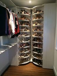 the revolving closet organizer a must have in every closet modern