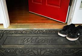 open door welcome mat. Off The Mat Open Door Welcome T