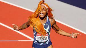 LOOK: Sha'Carri Richardson sounds off ...