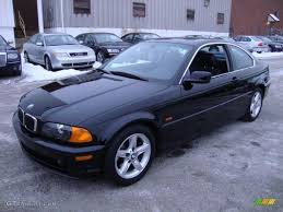Jet Black 2000 BMW 3 Series 328i Coupe Exterior Photo #43284651 ...