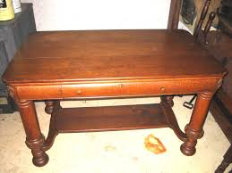 wood used for furniture. This Library Table Demonstrates Some Of The Conservation Methods Used Late  In Golden Oak Period Wood For Furniture