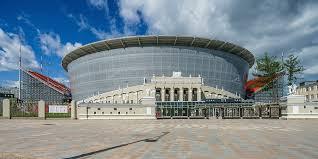 Ekaterinburg Arena Seating Chart Central Stadium Yekaterinburg Wikipedia