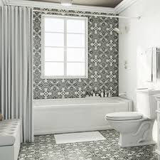 tile bathroom. Modren Tile Parisian Powder Room Inside Tile Bathroom B