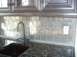 Modern Beautiful Glass Tile Kitchen Backsplash My Home Design Journey