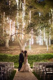 outside wedding lighting ideas. Unique Outdoor Lighting: Twinkle Lights Outside Wedding Lighting Ideas