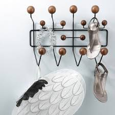 Eames Coat Rack Walnut Jeri's Organizing Decluttering News Variations On A Theme Eames 44