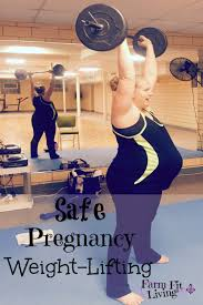safe pregnancy weight lifting how to