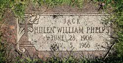 "Hulen William ""Jack"" Phelps (1906-1966) - Find A Grave Memorial"