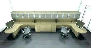 t shaped office desk furniture. Delighful Desk Office Desks For Two People Desk Home T Shaped  Person Computer Furniture Outlet In Bensenville