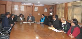 Mnit Org Chart Visit Of Prof Uday Kumar R Yaragatti Director Mnit Jaipur