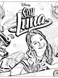 Soy Luna Kleurplaten Topkleurplaatnl