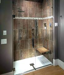 walk in shower with seat walk in showers with seat small shower great walk in shower with seat