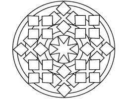 Mandalas To Color For Kids Free Mandala Coloring Pages To Print Free