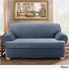 3 piece t cushion sofa slipcover fresh individual 3 piece t cushion sofa slipcover