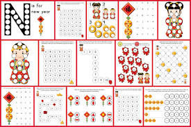 Chinese new year gifts and red envelopes. Chinese New Year Do A Dot Printables Gift Of Curiosity