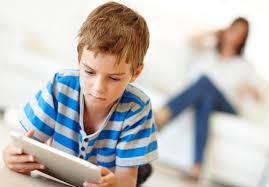 Resultado de imagen de tablet niños
