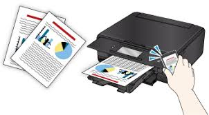Canon PIXMA Manuals TS8000 series Printing by Placing