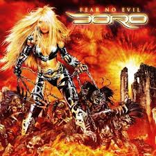 <b>Doro</b> - <b>Fear No</b> Evil | Releases, Reviews, Credits | Discogs