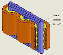 Трехфазный трансформатор описание технические характеристики  Устройство трехфазных трансформаторов Обычно трехфазные трансформаторы изготавливаются