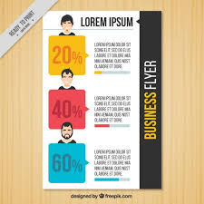 Business Flyer With People Stock Images Page Everypixel
