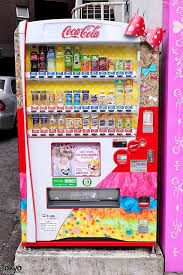 Japan Underwear Vending Machines Beauteous Kyary Vending Machine Harajuku Adorable Pinterest Vending