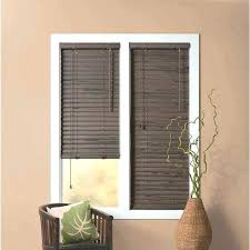 faux wood mini blinds better homes and gardens 2 1 inch 7 blind