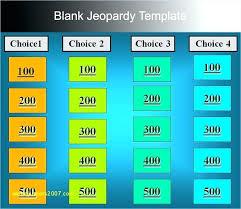 Jeapordy Powerpoint Template Thegarzas Me