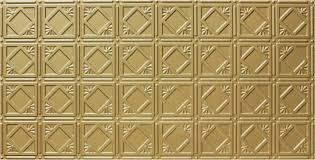 sagging tin ceiling tiles bathroom: brass see x of each design