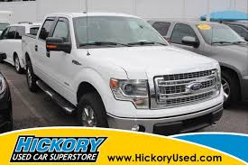 Pre-Owned 2014 Ford F-150 XLT SuperCrew Cab 4x4 4WD