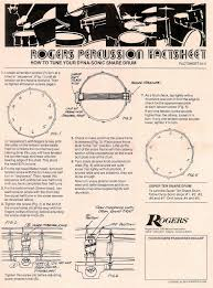 Rogers Serial Number Chart Vintage Rogers Snare Drums Vintage Rogers Drums Vintage