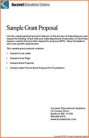 Sample Grant Cover Letter Images - Letter Samples Format
