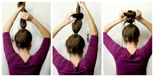 Sock Bun Hair Style 5 ways to use braids in a sock bun from mane n tail 8869 by wearticles.com