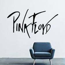 Pink Floyd Quotes Gorgeous Pink Floyd Quotes Famous Band Wall Decals Iwallsticker