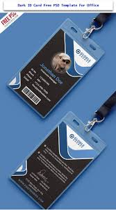 Photo Id Template Free Download 30 Creative Id Card Design Examples With Free Download Design Desk