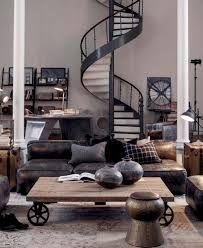 30 Stylish And Inspiring Industrial Living Room Designs  DigsDigsIndustrial Rustic Living Room
