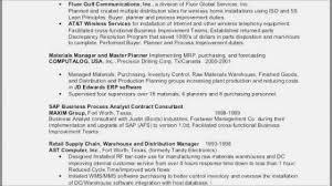 Warehouse Supervisor Resume Sample Resume For Accounts Receivable Supervisor Resume