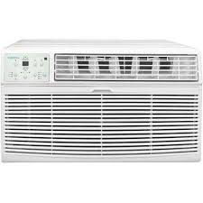 heater air conditioner combo wall unit. Interesting Unit 12000 BTU Through The Wall Air Conditioner With Remote Control For Heater Combo Unit N
