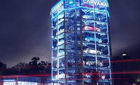 Carvana Vending Machine Locations Fascinating There's A New Car 'Vending Machine' In Houston