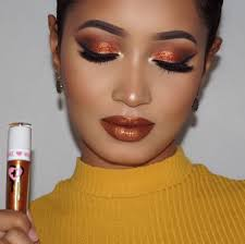 suitable for all skin tones pumpkin shades are rich and seasonal and perfectly capture the beauty of harvest if you re searching for makeup inspiration